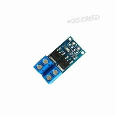 Trigger Switch Driver Module Dual Mos Tube Pwm Electronic Switch Panel Board yl