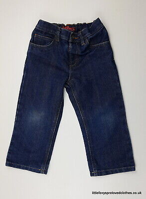 3-4 years George straight boys jeans denim