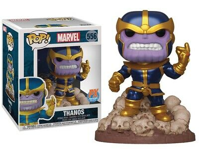 Pre Order!! ETA March 2020!! Marvel Thanos Snap Funko Pop PX Exclusive
