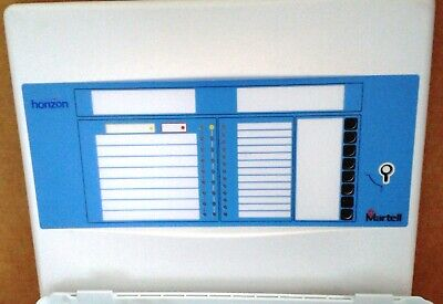Martell Horizon Conventional Fire Alarm Panel 4 Zone 002-505-242