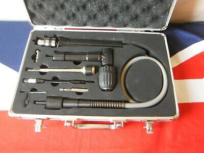 Angle Drill Adaptor 7 Piece Set In Carry Case