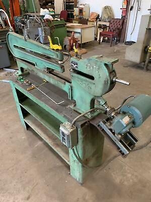Pexto Roper Whitney No. 299 Ring and Circle Sheet Metal Shear 3/4 HP 3-PH