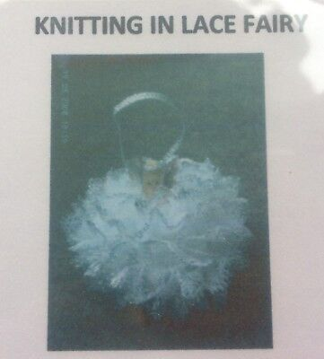 Knitting In Lace Fairy Pattern
