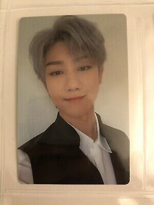 Seventeen THE8 Minghao An Ode The Poet Ver. album official Photocard