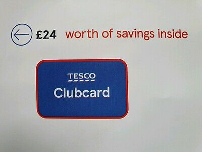 tesco money off vouchers worth £24