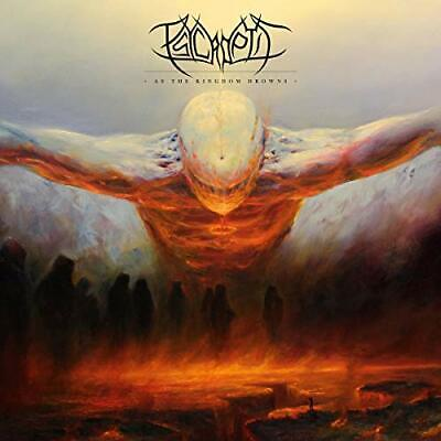 Psycroptic - As the Kingdom Drowns - CD - New