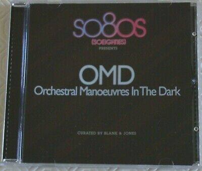 """Orchestral Manoeuvres In The Dark (Omd) - 12"""" Remixes (Emi 0 94370 2)"""