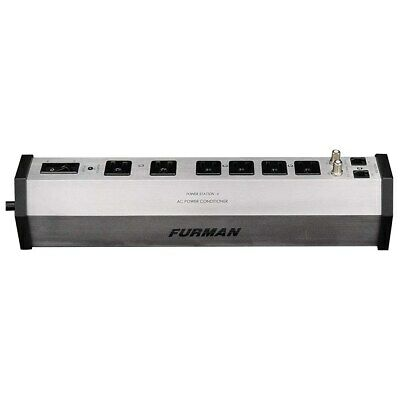 Furman Power PST-6 15A 6 Outlet Surge Suppressor Strip