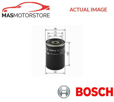 0986452001 Bosch Engine Oil Filter P New Oe Replacement