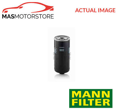 W962/6 Mann-Filter Engine Oil Filter P New Oe Replacement
