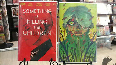 Something Is Killing The Children #2 Lot Cover A + B Foc Variant New Nm/Nm+