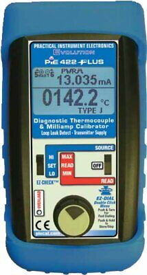 PIE 422Plus Diagnostic Thermocouple & Milliamp Calibrator