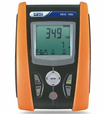 HT Instruments GEO 416 Earth Ground Resistance