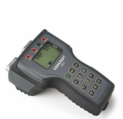 Ashcroft ATE-2 ST Hand Held Pressure and Temperature Calibrator