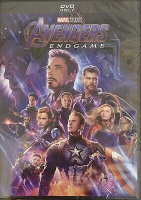 AVENGERS ~ END GAME   <   DVD   >   *New *Factory Sealed