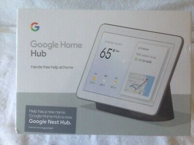 Google GA00515-US Home Hub - this is brand new in original package.