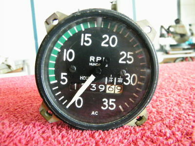Gauge Aircraft RPM Indicator Cable