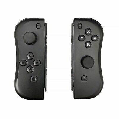 Joy-Con Game Controllers Gamepad Joypad for Nintendo Switch Console Black