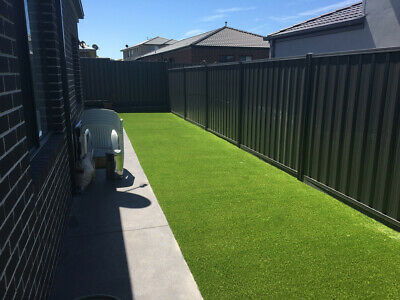 CLEARANCE Artificial Grass Astro Turf Fake Lawn Natural Garden - 15mm-30mm 2m 4m