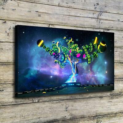 """12""""x20""""Abstract Tree HD Canvas Prints Painting Home Decor Picture Room Wall Art"""