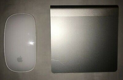 Apple Magic Mouse 1 & Magic Trackpad scratched Bluetooth Wireless A1296 & A1339