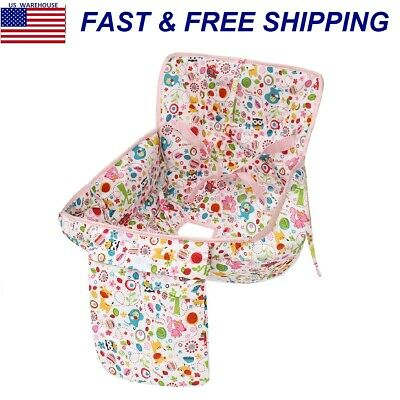 Baby Shopping Cart Seat Mat Supermarket Trolley Kids Protector Cover Mat Cushion