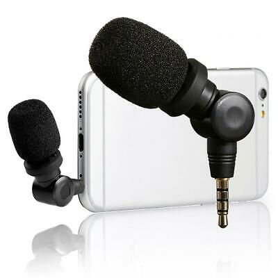 Saramonic SmartMic Mini Electret Condenser Flexible Microphone for iOS System