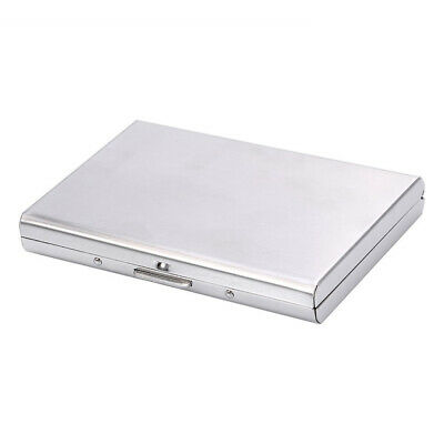 RFID Blocking Credit ID Card Holder Metal Box Cover Case Travel Wallet Men Gift