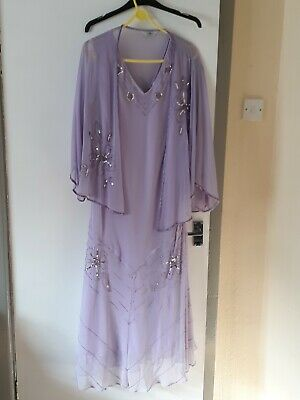 Mother of the bride outfits size 22 used