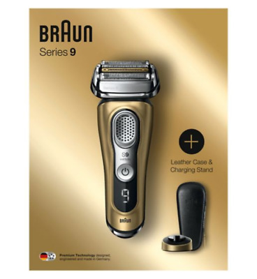 Braun Series 9 9399Ps Electric Shaver - Gold