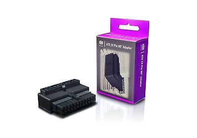 Cooler Master Coolermaster ATX 24 Pin 90 Adapter .