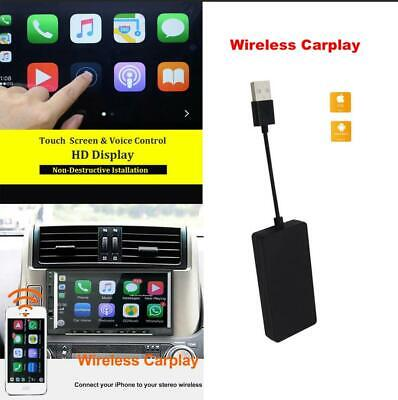 Car Smart Link Wireless Apple Usb CarPlay Dongle for Android Navigation Player