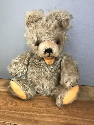 Antiguo Teddy Oso 20 Cm. Buen Estado