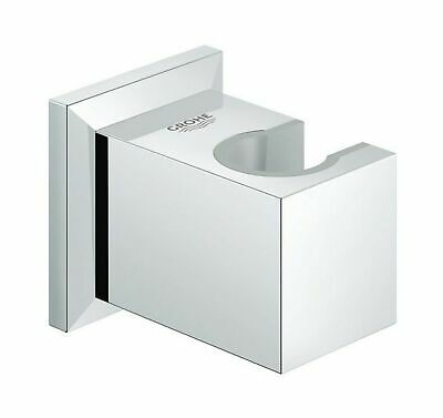 GROHE 27706000 | Allure Brilliant Wall-Mounted Shower Bracket Chrome .
