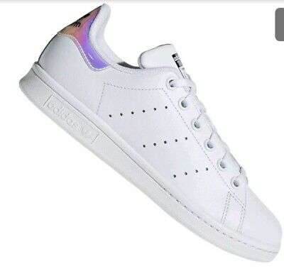 ADIDAS STAN SMITH J AQ6272 Sneakers Sportiva Casual Donna