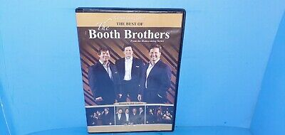 Gaither Gospel Series: The Best of the Booth Brothers (DVD, 2012) B434