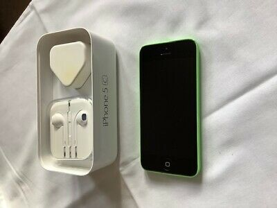 Apple iPhone 5c - 8GB - Green (Unlocked)