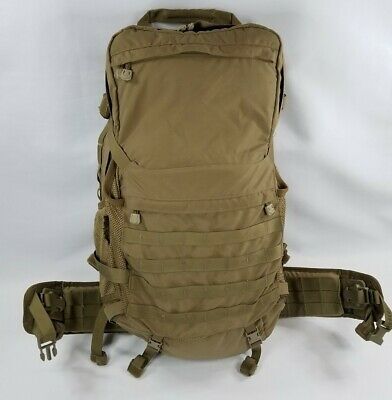 High Ground Gear 3 Day JTAC Tactical Assault Back Pack Rucksack L-XL Waist Belt
