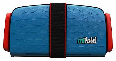 mifold The Grab and Go Booster Child Restraint Seat BLUE