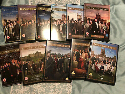 Downton Abbey Complete Collection Dvd
