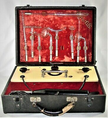 Antique Renulife Electro-Therapy Device Quack Medical Machine Detroit MI