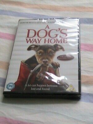 A Dog's Way Home DVD New and Sealed