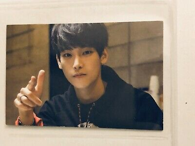 SF9 INSEONG Feeling Sensation Fanfare Official Broadcast Card Photocard