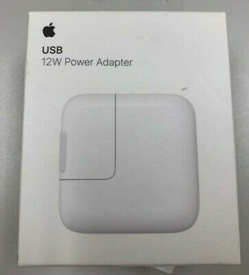 Apple 12W USB Power Adapter Wall Charger | Genuine Authentic OEM | MD836LL/A🔥🔥