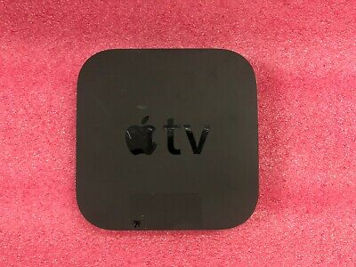 Apple TV 3rd Generation A1469 Digital HD Media Streamer with power cord cable