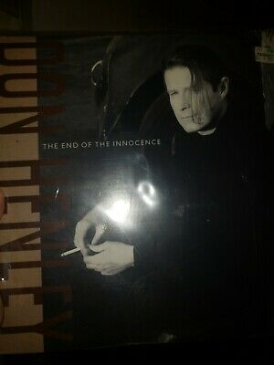 Don Henley The End of the Innocence (1989) Vinyl LP • The Heart Of The Matter