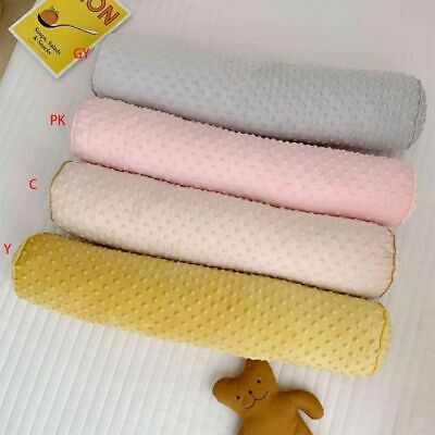 Baby Particle Pacify Pillow Soft Plush Bed Bumper Back Supports Bedroom Cushion