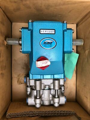 Cat Pumps 3Cp1221 Triplex Plunger Pump 4.2 Gpm 2000 Psi Stainless Steel New