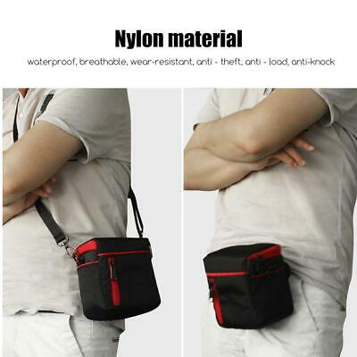 Nylon Storage Carrying Case Bag Pouch Box Protect for DV Video Camera Camcorder