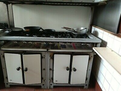 Main Commercial Gas Cooker